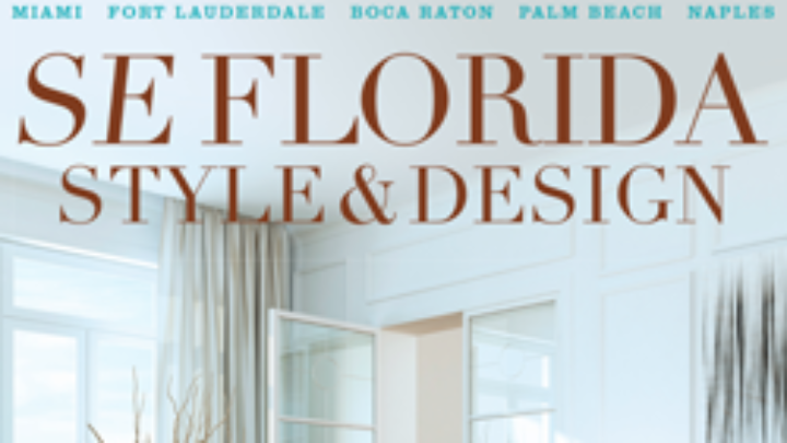 Introducing ... SE Florida Style & Design